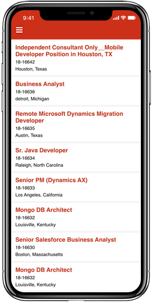 Net2Source Contingent Staffing Solution Mobile App For Jobs For android Phones on Google Play Store
