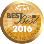 "Net2Source RPO Company Awarded as ""Supplier Excellence"" for Outstanding Performance AgileOne 2016"