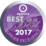 "Net2Source RPO Company Awarded as ""Supplier Excellence"" for Outstanding Performance AgileOne 2017"