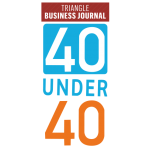 Net2Source Global Staffing Organization's Founder & CEO Ashish Garg, Honoree of 2019 TBJ's 40 under 40 Triangle Business Journal