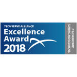 Net2Source Staffing Agency Won Techserve Alliance Excellence Award in 2018